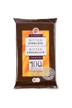 Altınmarka Bitter Kuvertür Çikolata 2.5 Kg