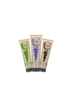 Claderm 50ml 3'lü (olive-rosemary-coffe) Avantaj Paketi