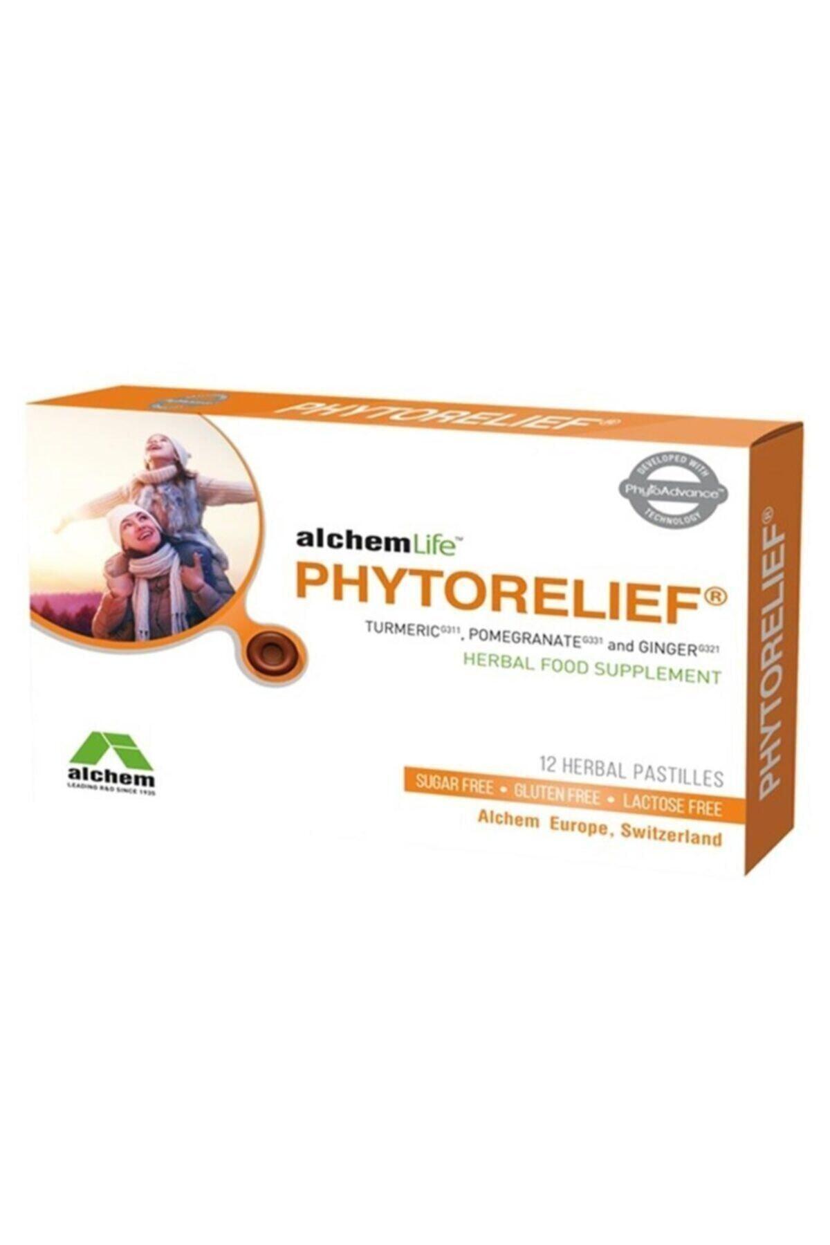 Alkem Life Phytorelief Cc 12 Pastil 1