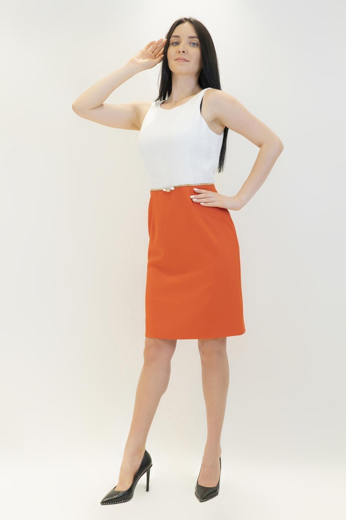 GİZİA Elbise Gız14y-5p514 1