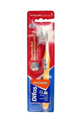Difaş 5 System Smokers Diş Fırçası (sert Kıllı)