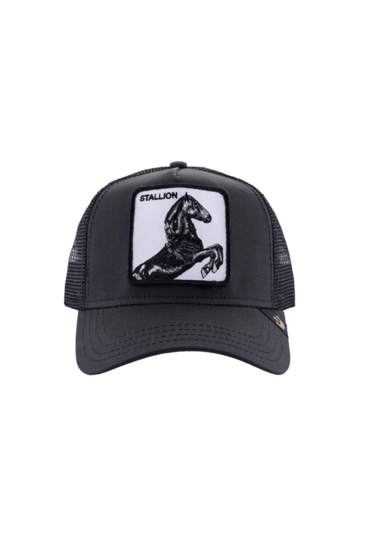 Goorin Bros Unisex Siyah Stallion Şapka 1