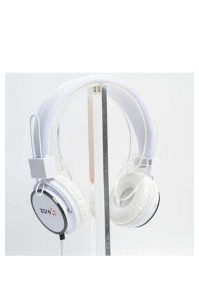 zore Super Bass Kablolu Mikrofonlu Kulaküstü Kulaklık Kafa Bantlı Y-6338 3.5 Mm Telefon Kulaklığı