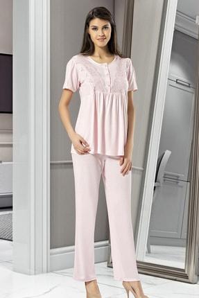 Xses Pijama Takımı, 3'lü Takım, Lohusa Pijama Takımı, 4001