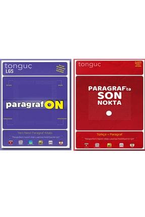 Tonguç Yayınları Paragrafta Son Nokta + Paragrafon - 5,6,7. Sınıf Ve Lgs