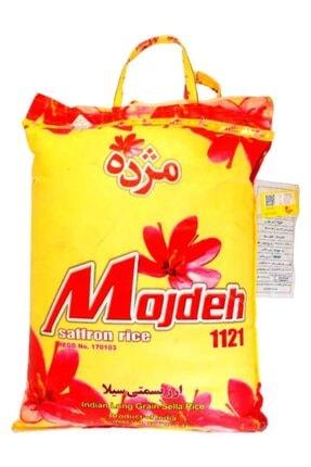 Mojdeh (Müjde) Hindistan-iran Basmati Safran Aromalı Prinç 10 Kg