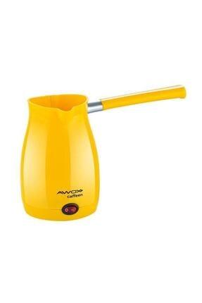 AWOX Caffeen Elektrikli Cezve Sarı