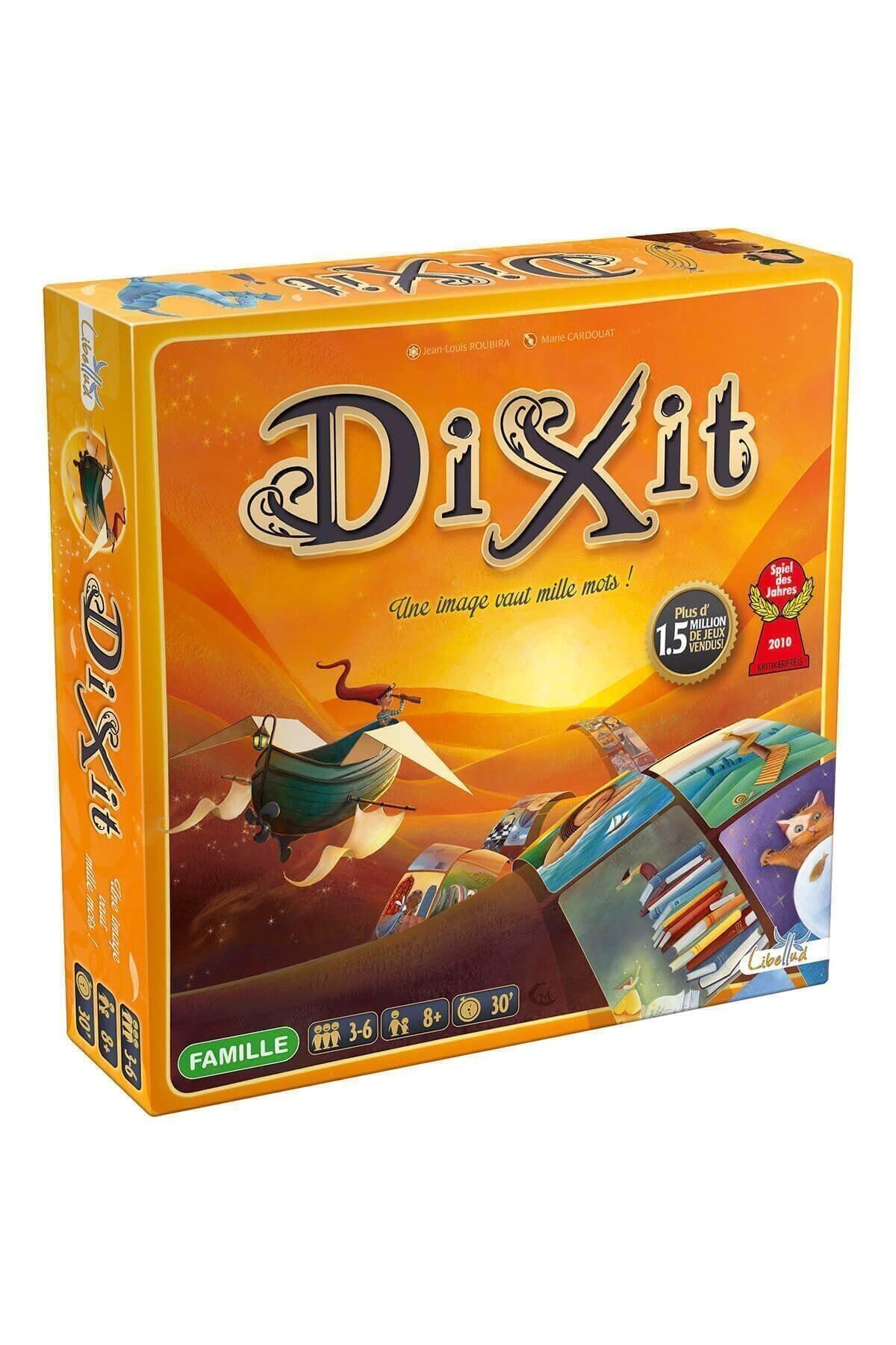 mariposa home Dixit Hayalini Anlat Hafıza Ve Eğitici Çocuk Oyunu 1