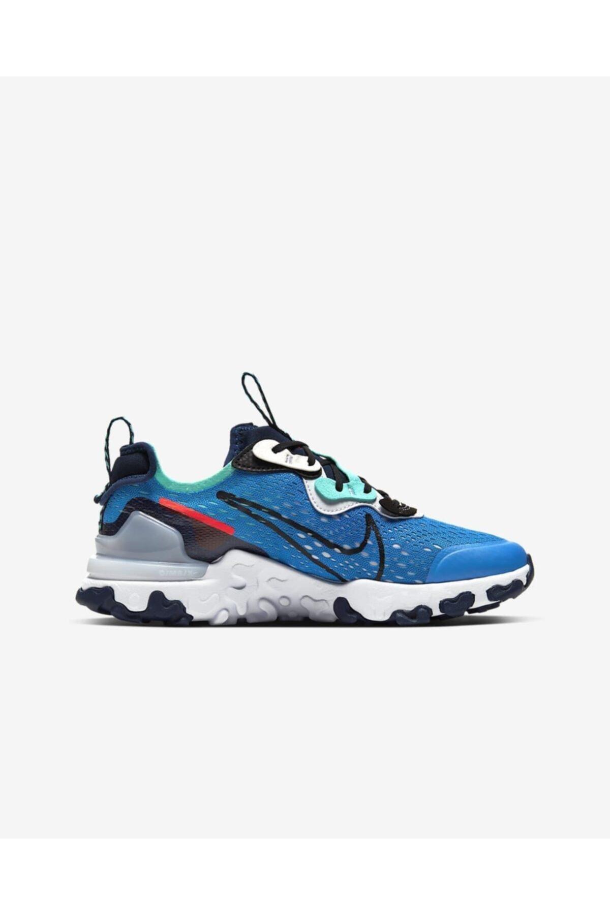 Nike Kadın React Vision Spor Ayakkabı Cd6888-401 1