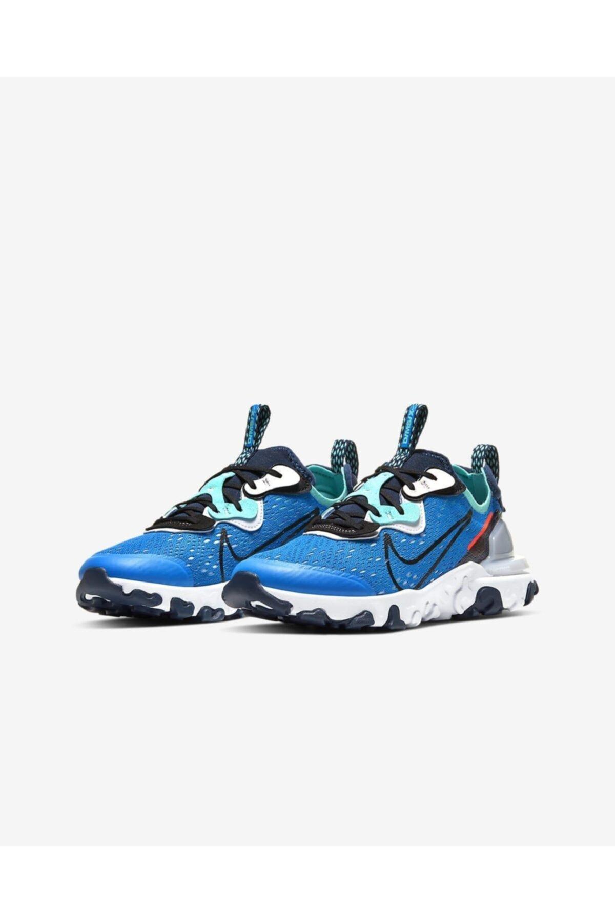 Nike Kadın React Vision Spor Ayakkabı Cd6888-401 2