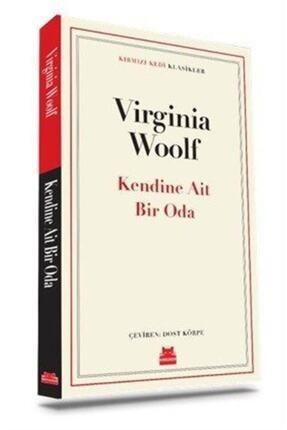 Kırmızı Kedi Yayınevi Kendine Ait Bir Oda - Virginia Woolf 9786052986745