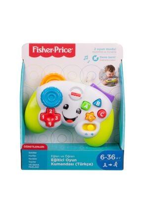 FISHER PRICE Fisher Price Eğlen & Öğren™ Eğitici Oyun Kumandası (Türkçe), Joystick Fwg23