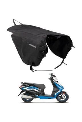 Tam12 Motosiklet Diz Örtüsü Rüzgar Siperlik Yağmur Su Geçirmez Diz Bacak Koruma