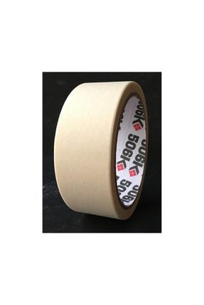 PASS 506k Maskeleme Bandı Boya Bandı Kağıt Bant 36mm