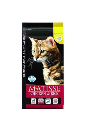 Matisse Tavuklu Pirinçli Yetişkin Kuru Kedi Maması 1.5 Kg