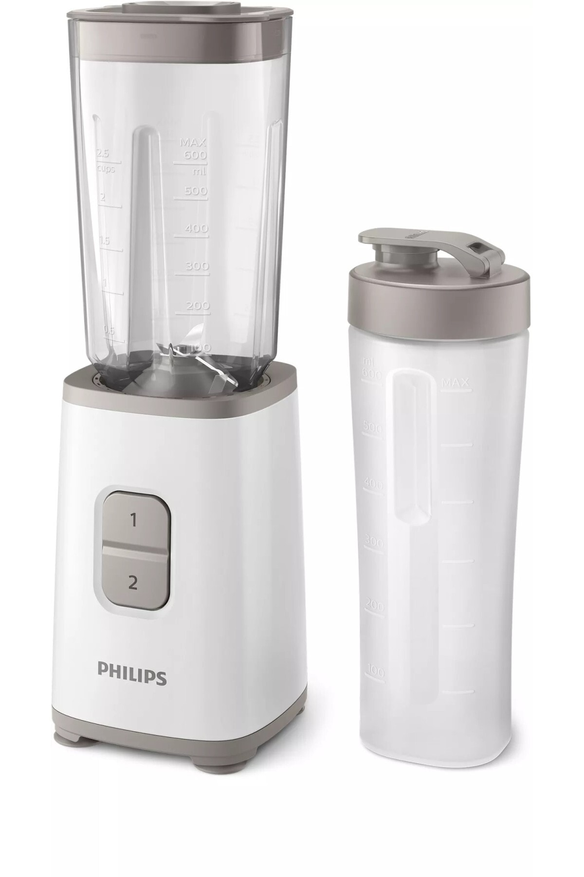 Philips HR2602/00 Daily Collection Smoothie Mini Blender 2