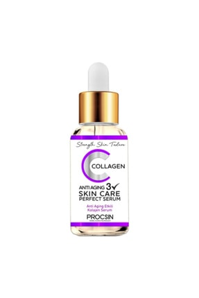 Procsin Anti Aging Collagen Kolajen Serum 22 ml 8682427004544 8682427004544