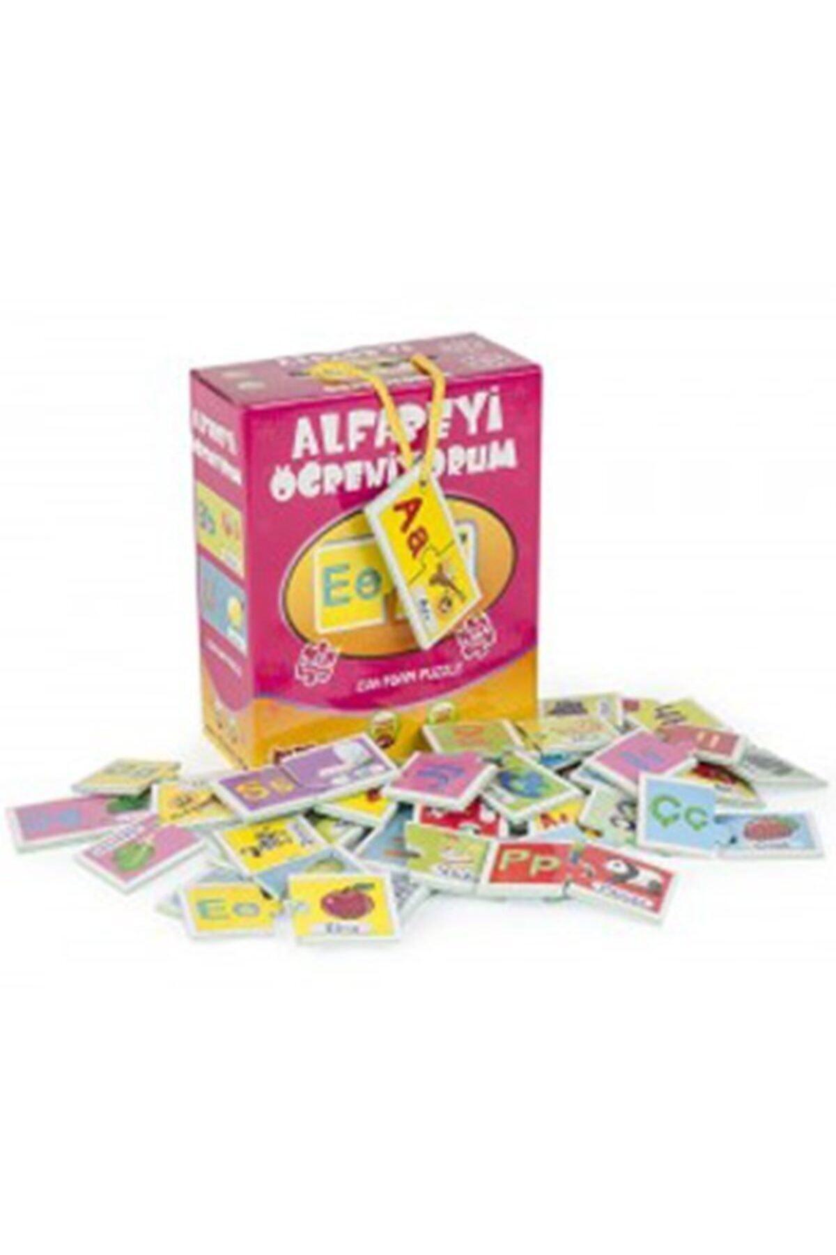DIY Toys Alfabeyi Öğreniyorum Kutu 1