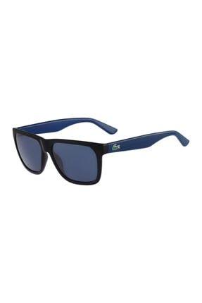 Lacoste Unisex Lacivert Güneş Gözlüğü L732s 001