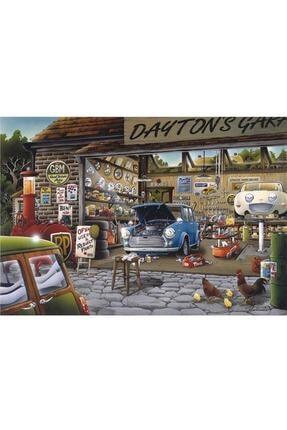 Anatolian Puzzle 3571 Garaj Daytons Garage 500 Parça