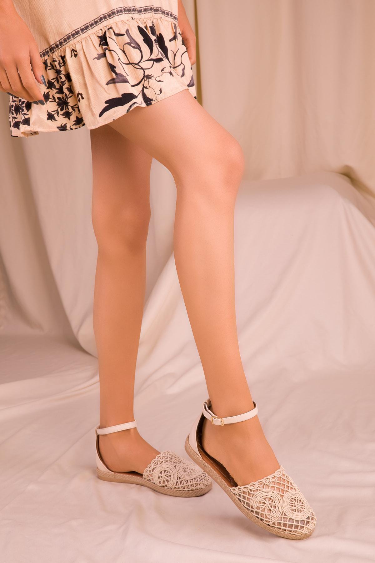 SOHO Ten Kadın Sandalet 15046 2
