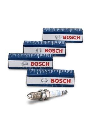 Bosch Opel Meriva A Çift Tırnak Buji 4 Adet Takımı