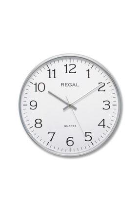 Regal İnce Çerçeve Slim Duvar Saati 0250 Sw