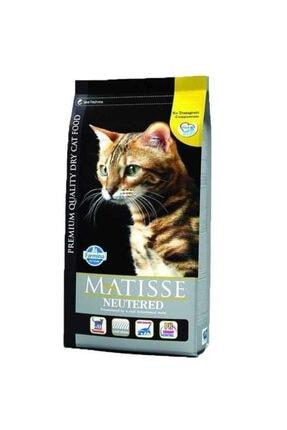 Matisse Sterilised Kısırlaştırılmış Yetişkin Kedi Maması  - 10 Kg