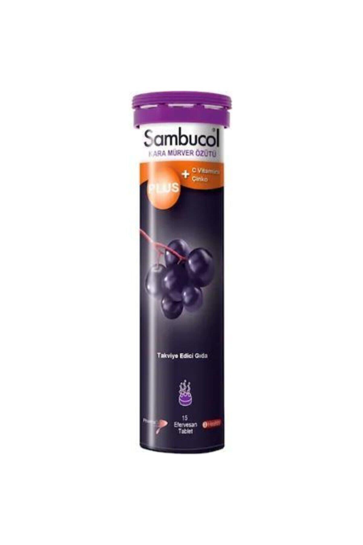 Sambucol Plus Effervesan Tablet 1