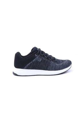 lumberjack Unisex Siyah Yürüyüş Ayakkabısı