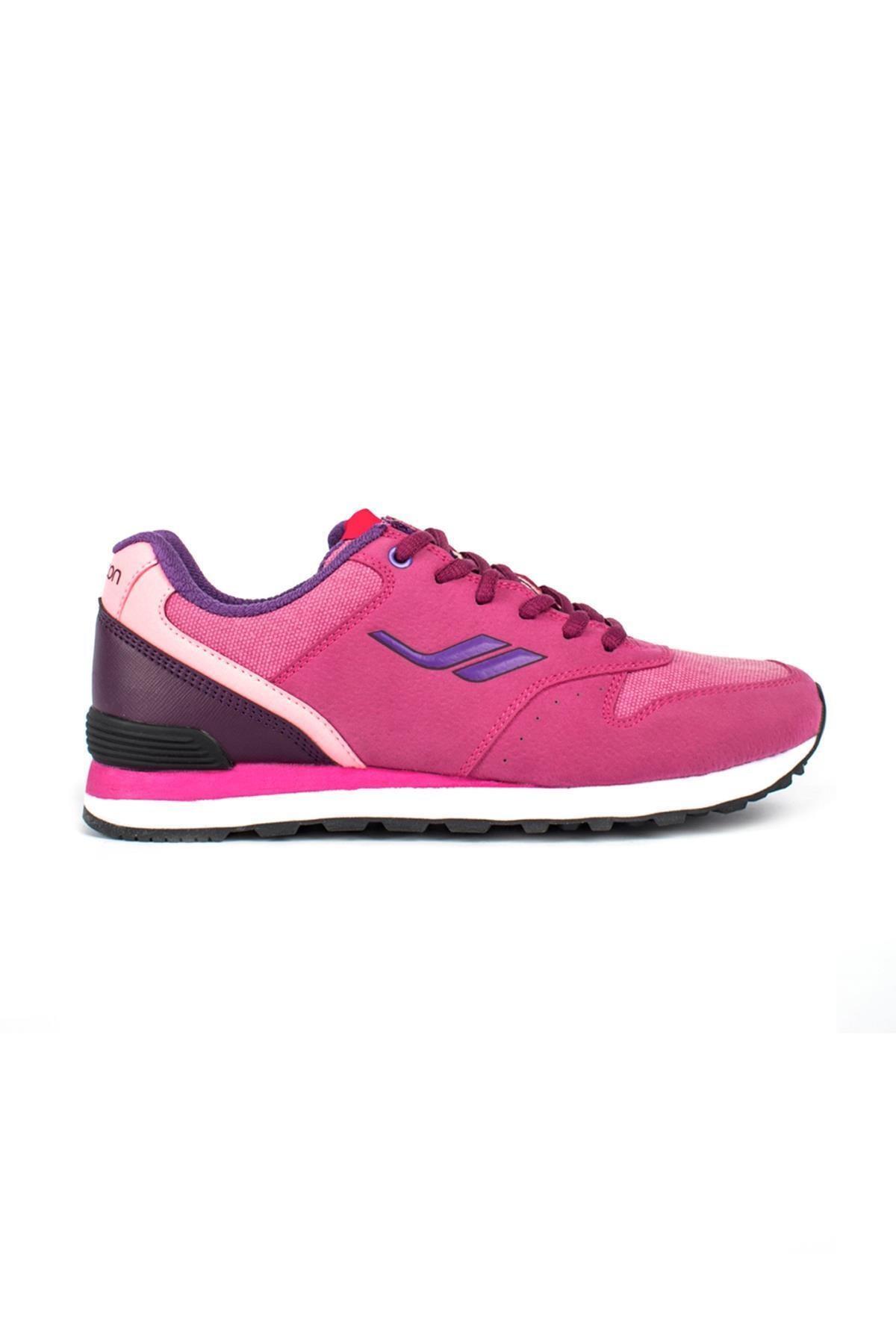 Lescon Kadın Pembe Sneakers Günlük Spor Ayakkabı L5618 1