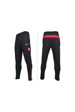 Lotto Eşofman Altı Erkek Siyah-kırmızı- New Pants Costa Pl-r9607 R9607-a