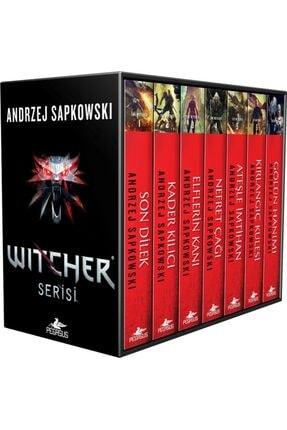Pegasus Yayınları The Witcher Serisi Özel Kutulu Set 7 Kitap