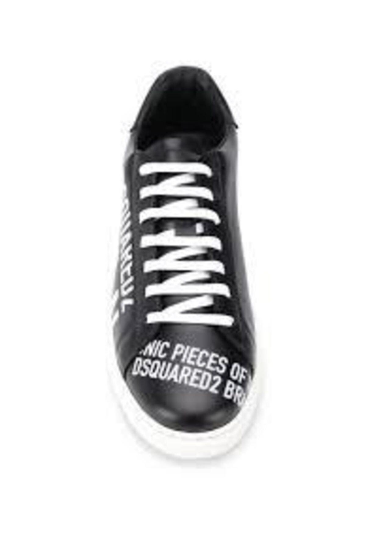DSquared2 Erkek  Icon Sneaker 2