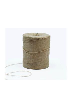 Gereksiz Şeyler Jüt Ip 350 - 500 gram +/- Hasır Ipi - Kırnap Ipi - Süsleme Ipi 1 Adet
