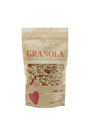 Mom's Natural Foods Çilek ve Chialı Granola 360 gr