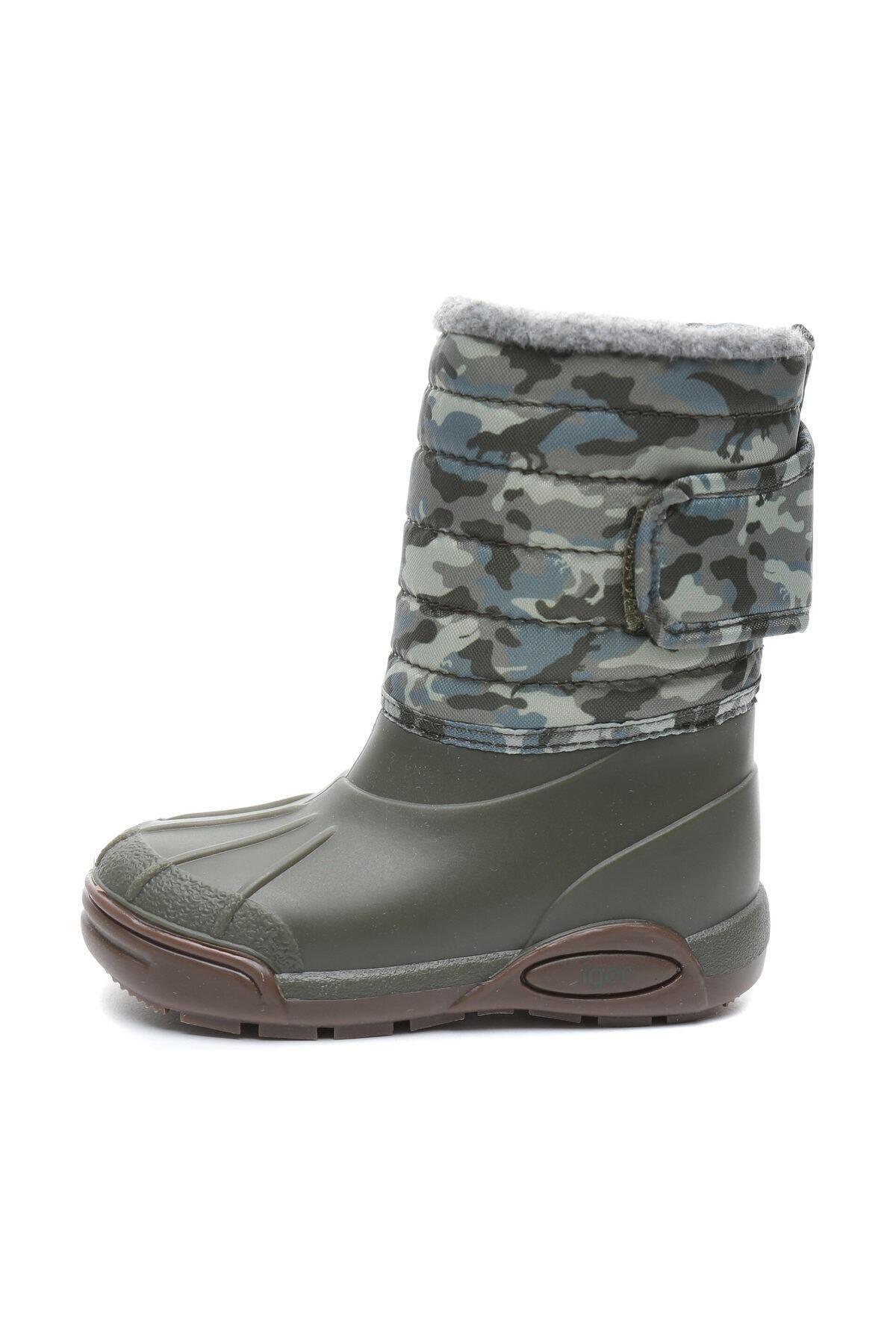 IGOR Topo Ski Camo Yağmur Çizmesi 1