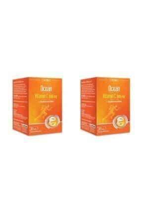 Ocean Vitamin C 1000 Mg 30 Tablet 2li Paket