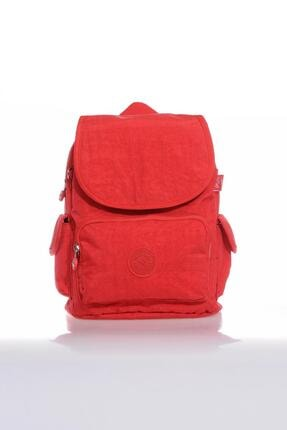 SMART BAGS Smb1084-0019 Kırmızı Kadın Sırt Çantası