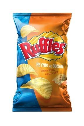 Ruffles Peynirli Ve Soğanlı Süper Boy Cips 106 Gr