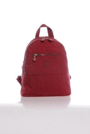 SMART BAGS Smb3052-0021 Bordo Kadın Sırt Çantası