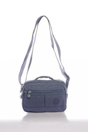 SMART BAGS Smb3054-0089 Füme Kadın Çapraz Çanta