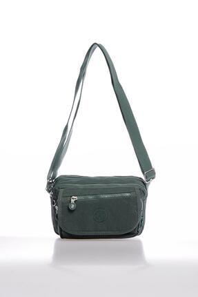 SMART BAGS Smbky1189-0005 Haki Kadın Çapraz Çanta