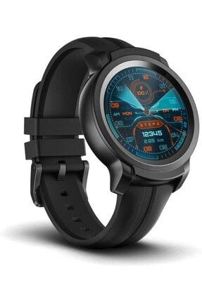 Google Ticwatch E2 Su Geçirmez Akıllı Saat (distribütör Garantili)