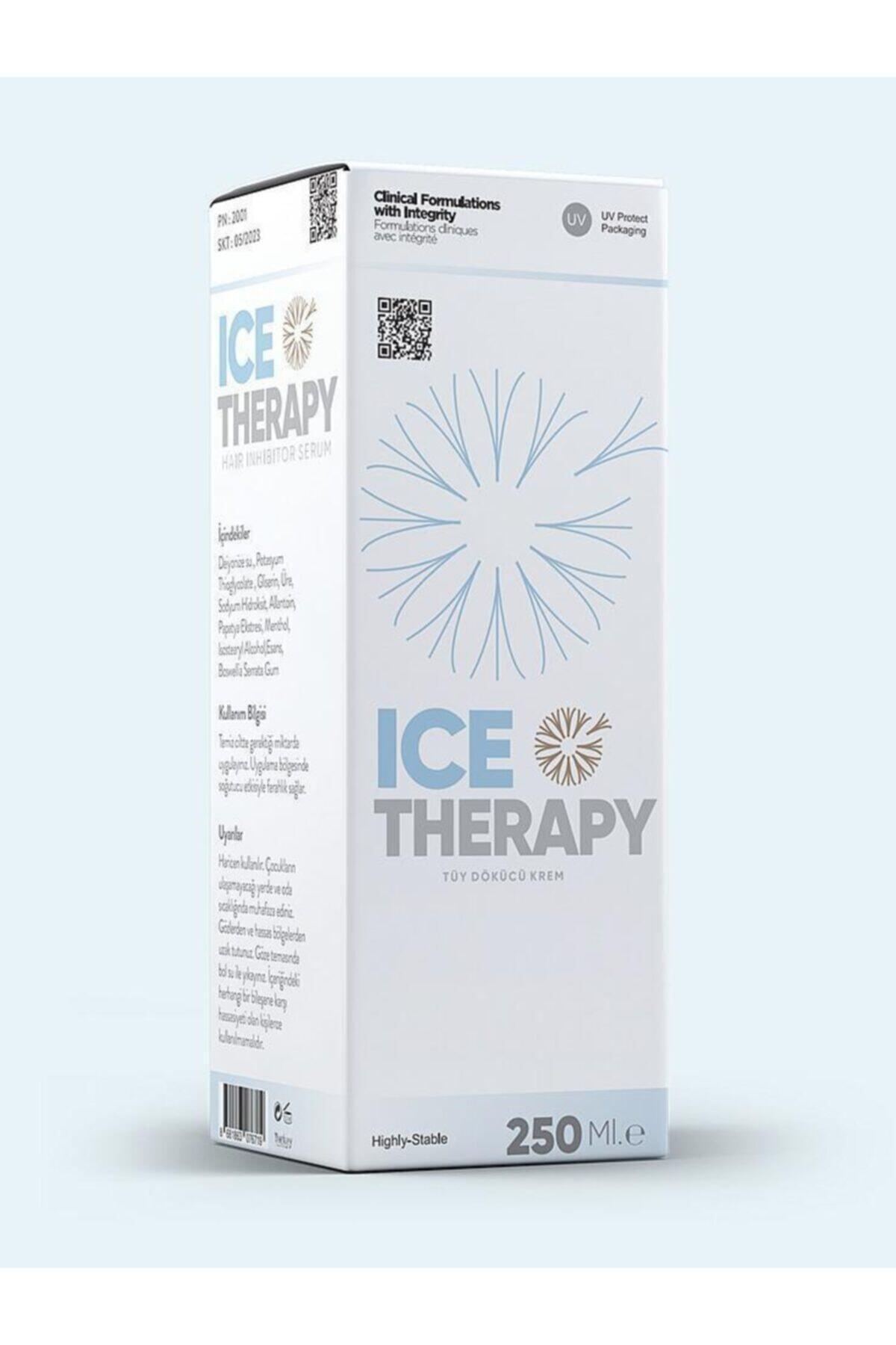 Ice Therapy Tüy Dökücü Krem 250 ml 2