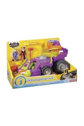 Barbie Imaginext DC Super Friends Joker ve Harley Quinn K