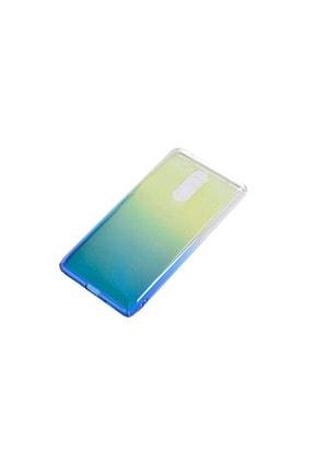 LENOVO K6 Note Kılıf Renkli Transparan Kapak