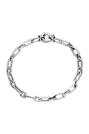 Chavin Hallow Altın Modeli Mikron Kaplama Gümüş Bileklik Eh98by