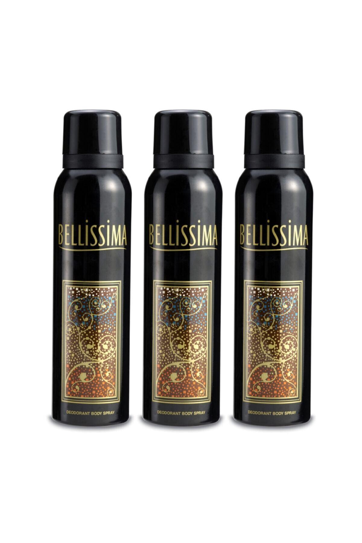Bellissima Kadın Deodorant 3x150ml 1