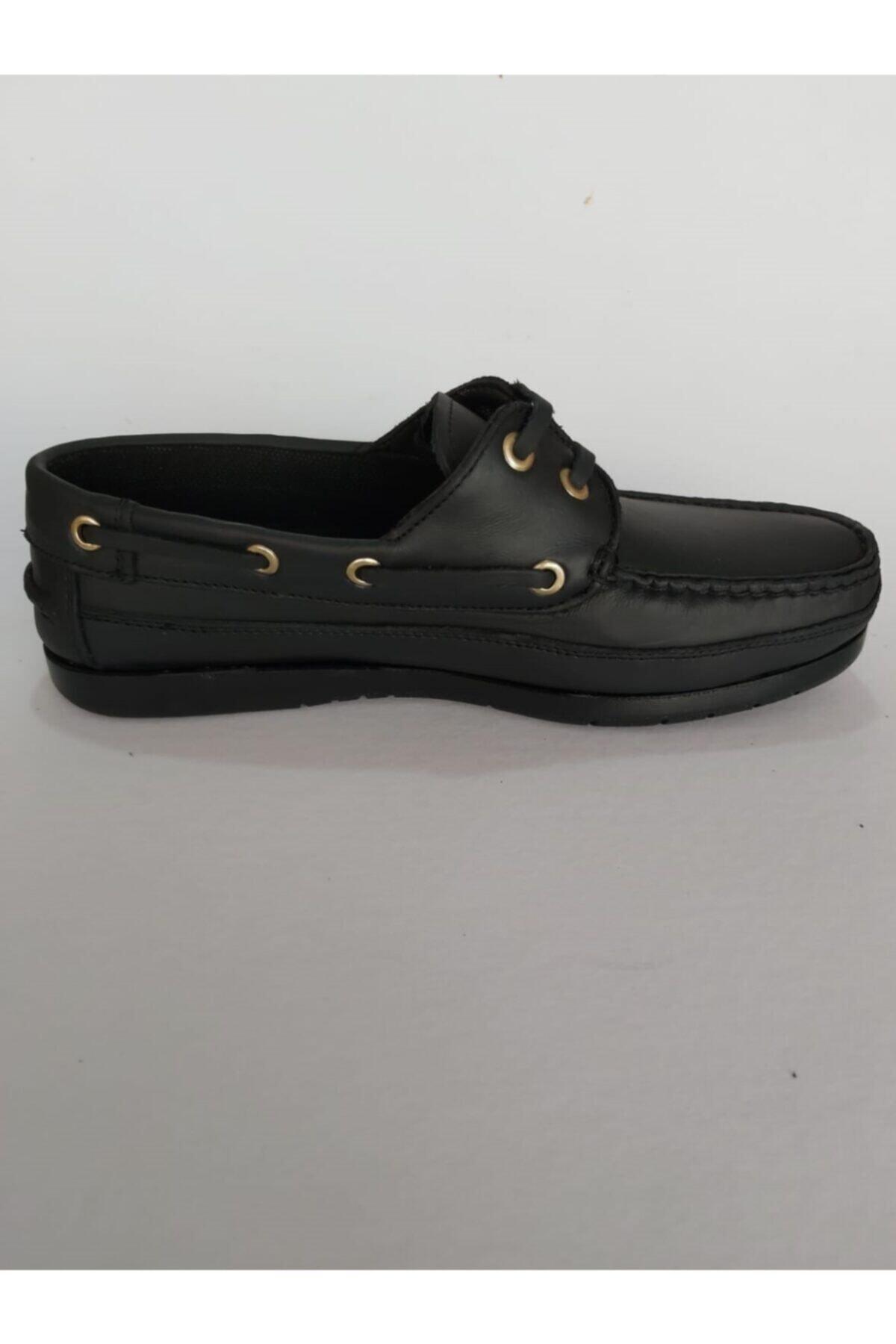 Dexter Tarzı Rahat , Siyah Bordo Klasik Ayakkabı 1